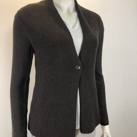 Vest Adagio €159,95, Brown, 50% Cotton, 50% Acryl